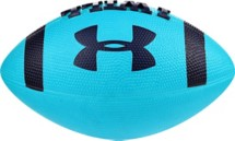 Under Armour Light Blue Mini Football