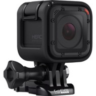 GoPro HERO4 Session With Head Strap and QuickClip Mount