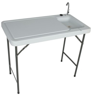 Smr fish and game cleaning table for How to play fish table game