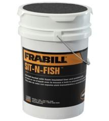 Frabill Sit N Fish Fishing Bucket