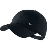 Girls' Nike Heritage 86 Metal Swoosh Cap