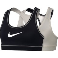 Youth Girls' Nike Pro Home And Away Reversible Sports Bra