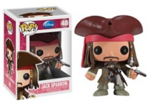 Funko Pop! Disney: Jack Sparrow
