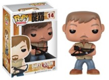 Figure Pop! The Walking Dead: Daryl