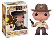 Funko Pop! The Walking Dead: Rick Grimes