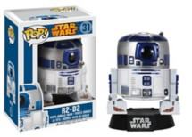 Funko Pop! Star Wars: R2-D2
