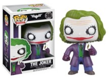 Funko Pop! Heroes: Dark Knight The Movie The Joker