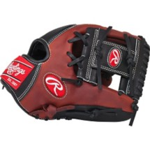 Rawlings Heart of the Hide Players Series Game Day 11.5 Inch Ramirez Pro Stock Baseball Mitt-Right Hand Throw