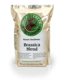 Deer Creek Brassica Blend Food Plot Mix