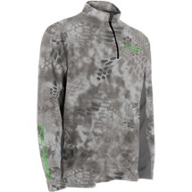 Men's Huk Kryptek Icon 1/4 Zip