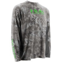 Men's Huk Kryptek Icon Long Sleeve T-Shirt