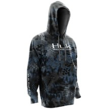 Men's Huk Full Kryptek Performance Hoodie