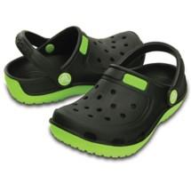 Kids Crocs Duet Wave Clog