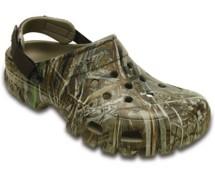 Men's Crocs Off-Road Realtree Max-5 Clogs