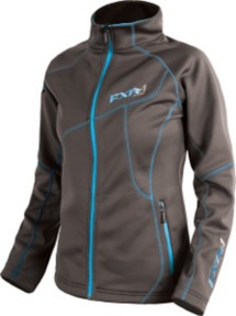 Women's FXR Elevation Fleece Zip-Up