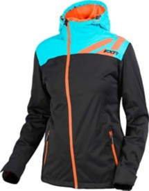 Women's FXR Diamond Dual-Laminate Jacket