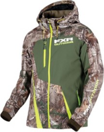 Men's FXR Mission Softshell Jacket