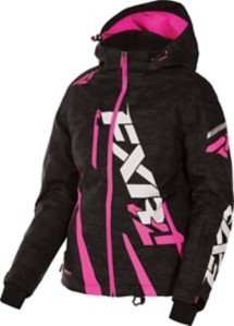 Women's FXR Boost Snowmobile Jacket