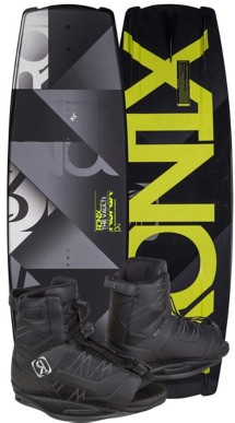 RONIX VAULT Wakeboard & DIVIDE Boot Pkg