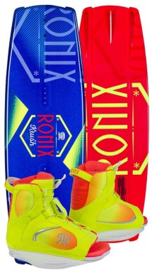 Women's RONIX Krush Wakeboard & Luxe Boot Pkg