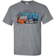 Youth Girls' ImageSport Basketball Good/Back T-Shirt