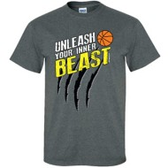 Women's ImageSport Basketball Inner Beast T-Shirt