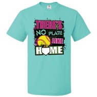 Youth Girls' ImageSport Softball Home T-Shirt