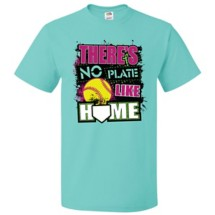 Women's ImageSport Softball No Plate Like Home T-Shirt
