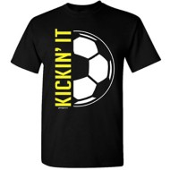 Youth Girls' ImageSport Soccer Kickin' It T-Shirt