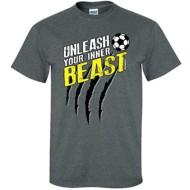 Women's ImageSport Soccer Inner Beast T-Shirt