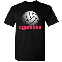 Women's ImageSport Volleyball Game On T-Shirt