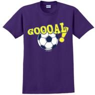 Youth Girls' ImageSport Soccer Goals T-Shirt