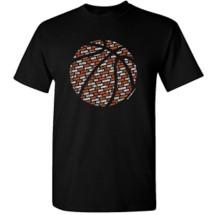 Women's ImageSport Basketball Text T-Shirt