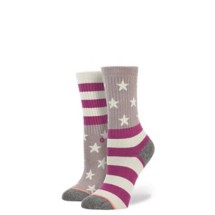 Youth Stance Freedom Rings Crew Socks