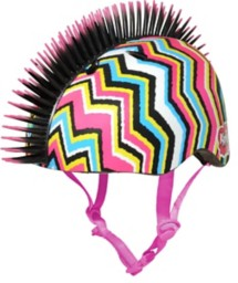 Youth Krash! Chevron Mohawk Helmet