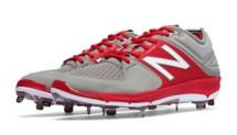 Men's New Balance Low-Cut 3000v3 Metal Baseball Cleats