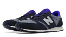 Women's New Balance 420 Winter Heather Casual Shoes