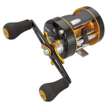Lew's Speed Cast Round Conventional Reel