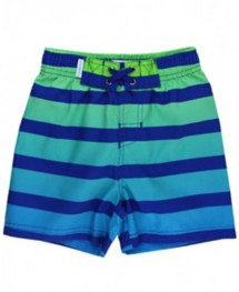 Youth Boys' RuggedButts Coastal Ombre Swim Trunks