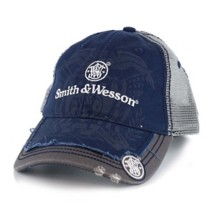 Smith and Wesson Eagle Shield Cap