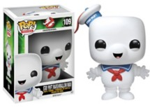 Funko Pop! Ghostbusters: Stay Puft Marshmallow Man