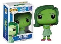 Funko Pop! Disney: Inside Out - Disgust