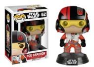 Funko Pop! Star Wars: Poe Dameron Figure