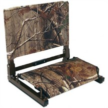 The GameChanger 2016 Realtree Camo Stadium Chair