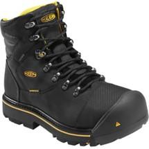 Men's KEEN Milwaukee 6 Inch Steel Toe Work Boots
