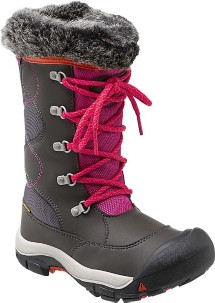 Youth Girl's KEEN Kelsey Waterproof Boots