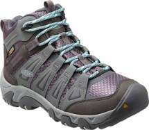Women's KEEN Oakridge Mid Waterproof Hiking Boots