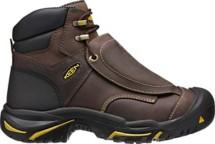 Men's WIDE KEEN Mount Vernon Steel Toe Work Boots