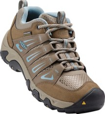 Women's KEEN Oakridge Waterproof Hiking Shoes