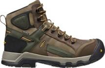 Men's KEEN Davenport Mid AL Waterproof Work Boots